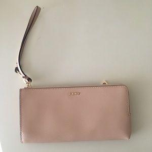 DKNY wallet/wristlet